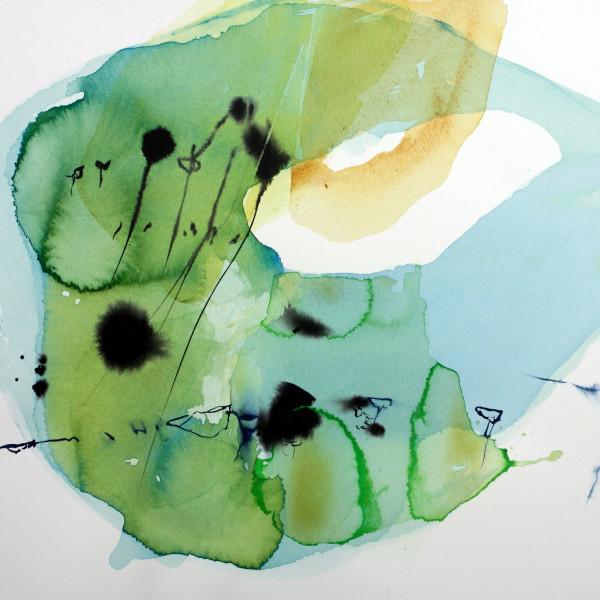Ana Zanic - Flow W-2017-7-14, 2017