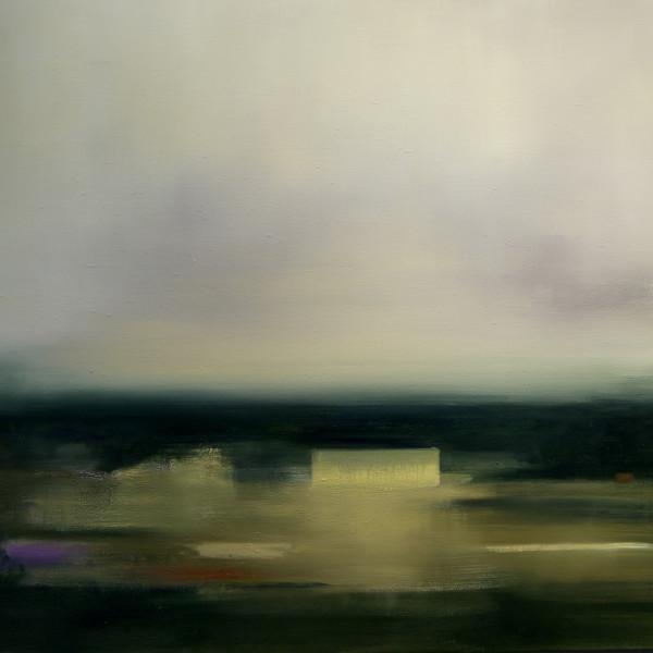 Liz Dexheimer - Meditation Series Far View II, 2017
