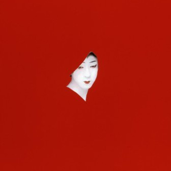 Sarah Charlesworth - Red Mask (Objects of Desire I), 1984