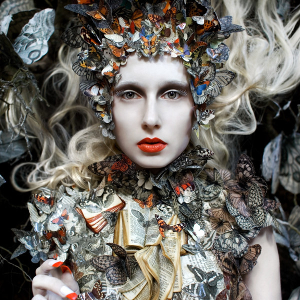 Kirsty Mitchell - The Ghost Swift, 2012