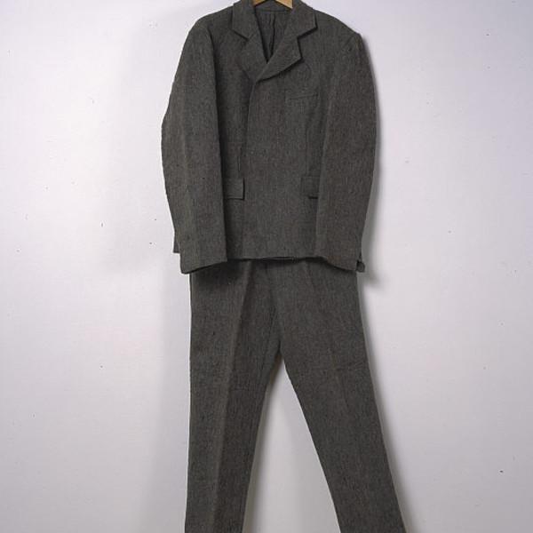 Joseph Beuys - Felt Suit, 1970