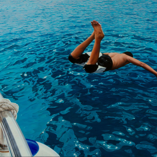 Gustavo Fernandes - The First Dive