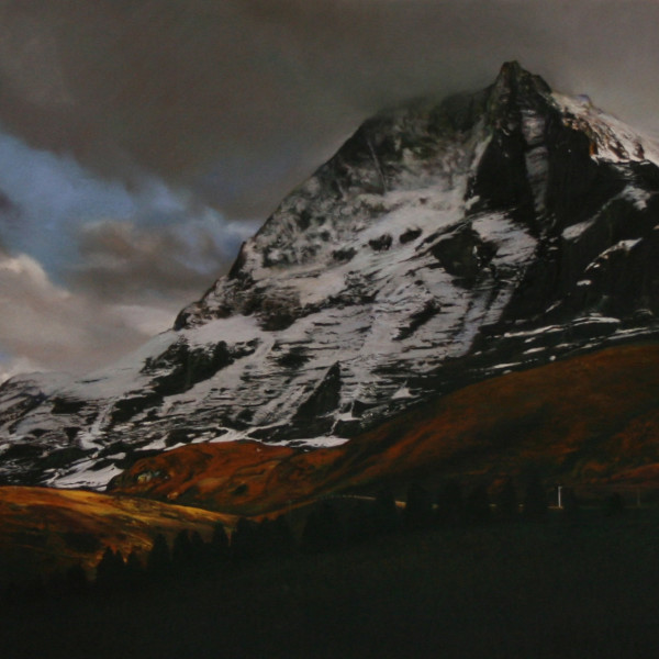 Andrew Hemingway - The Eiger Shadow