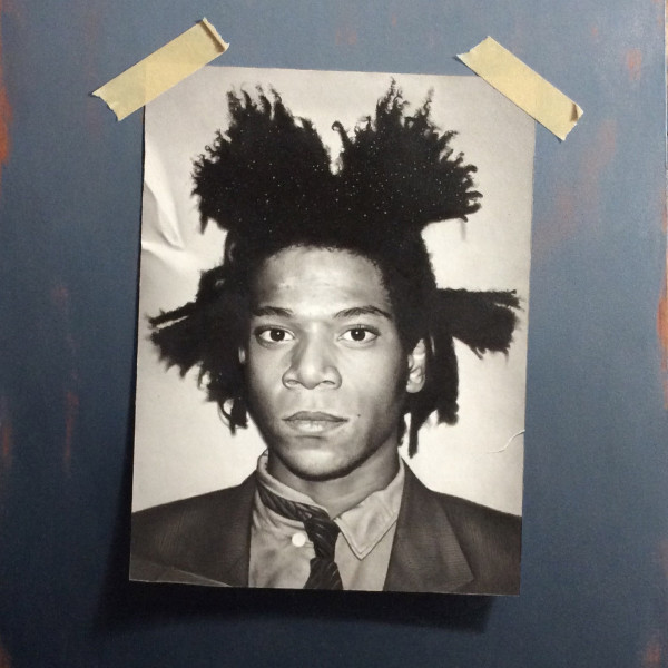Otto Duecker - Basquiat