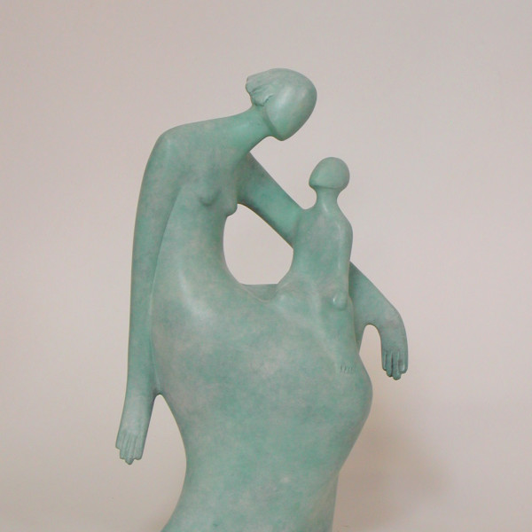 Ana Duncan - Mother and Child II