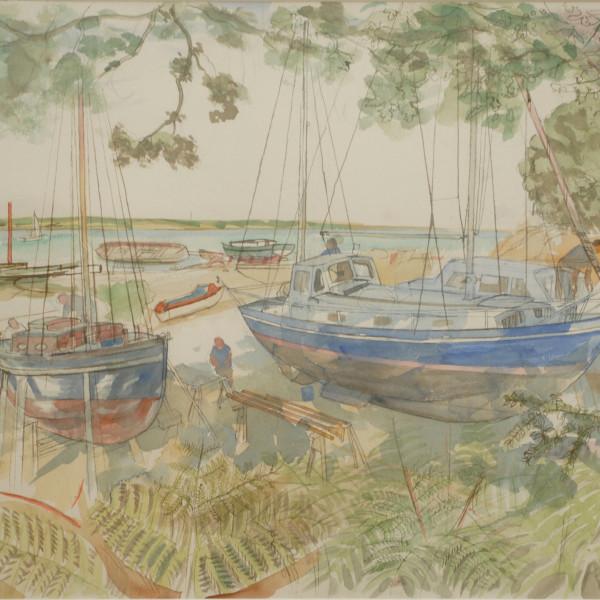 Manningtree Boat Yard