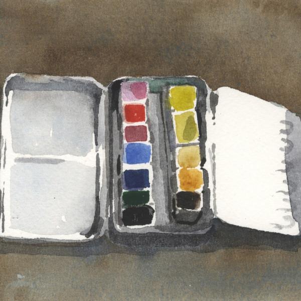 Workshop: Beginners Watercolour