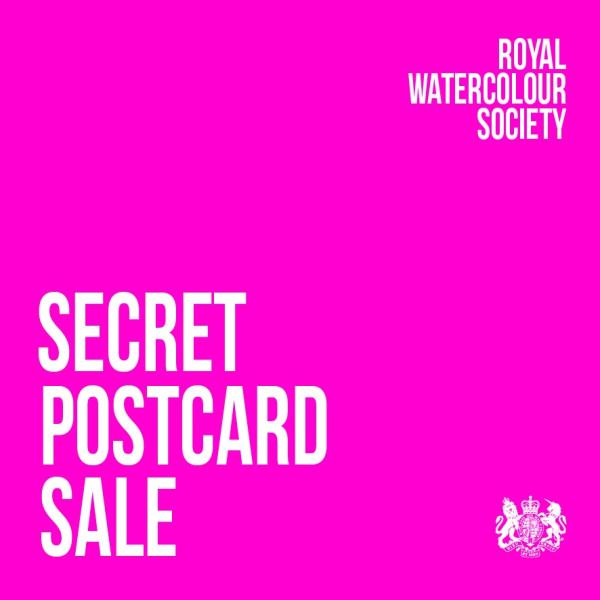 RWS Secret Postcard Sale