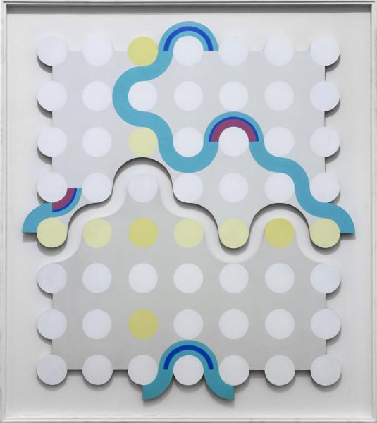 Carlo Nangeroni, Path, 1966