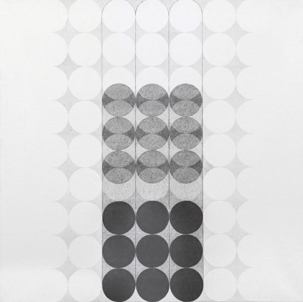 Carlo Nangeroni, Mutazione per elementi scorrevoli, 1971