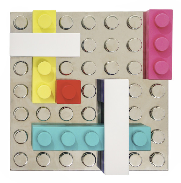 Matteo Negri, L'Ego Mondrian, 2018