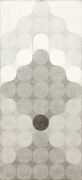 Carlo Nangeroni, Mutazione elemento scorrevole, 1970