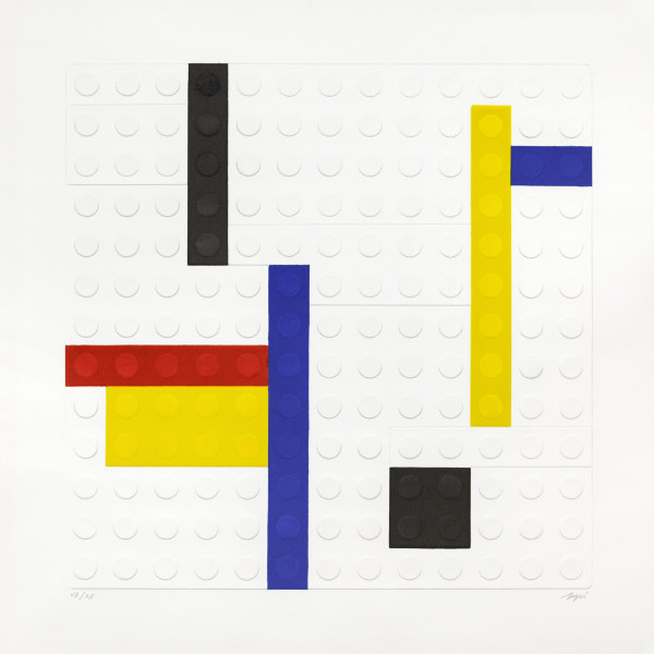 Matteo Negri, L'Ego Mondrian, 2008