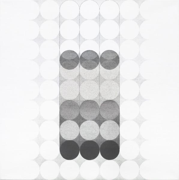 Carlo Nangeroni, Mutazione elementi scorrevoli, 1971