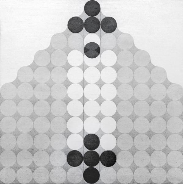 Carlo Nangeroni, Mutazioni per scorrimento, 1970