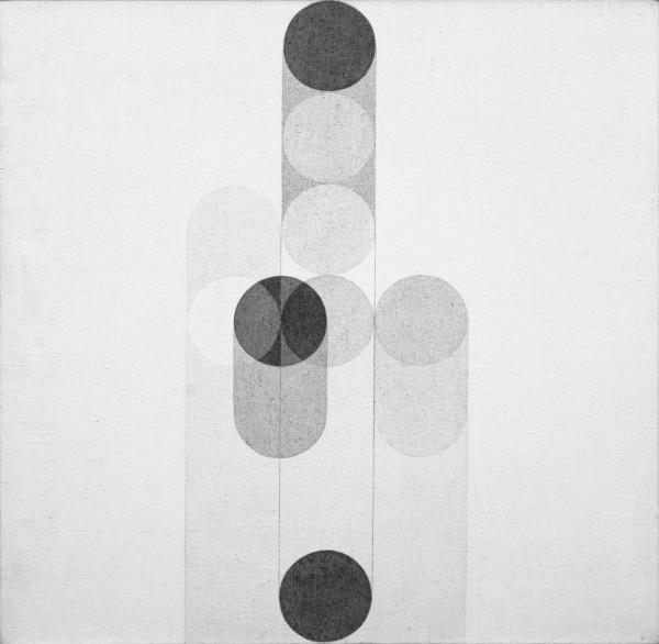 Carlo Nangeroni, Elementi scorrevoli strutturati, 1970