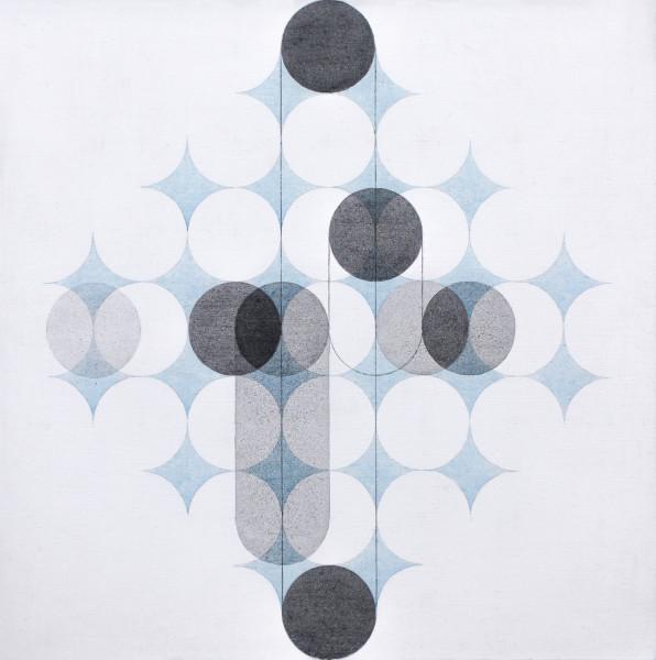 Carlo Nangeroni, Elementi scorrevoli struttura, 1971