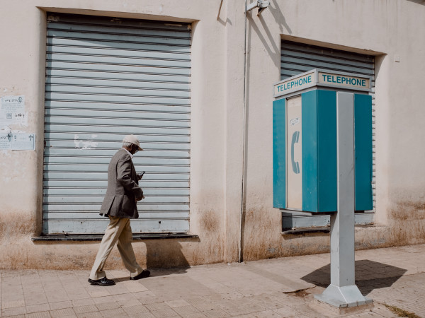 Girma Berta, Asmara XV, 2018