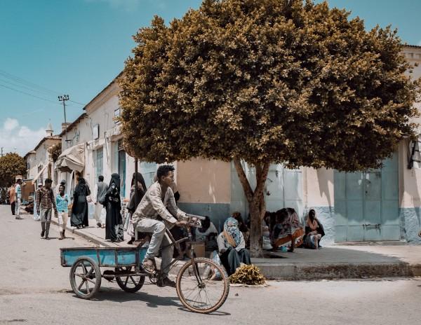 Girma Berta, Asmara XII, 2018