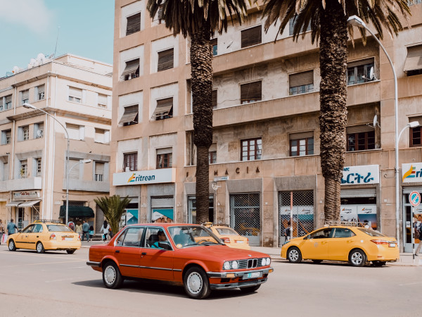 Girma Berta, Asmara VII, 2018
