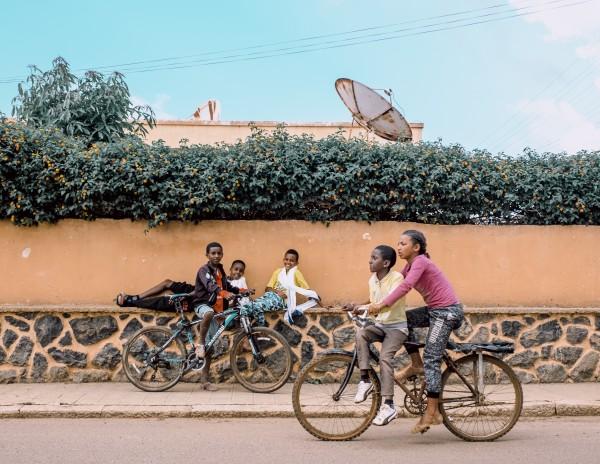 Girma Berta, Asmara XIV, 2018