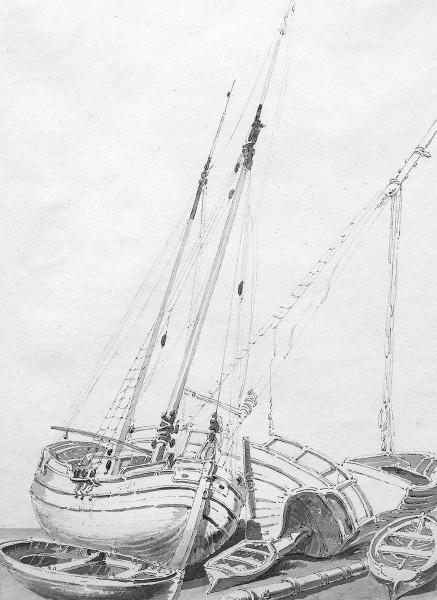 J. M. W. Turner, JMWT 1