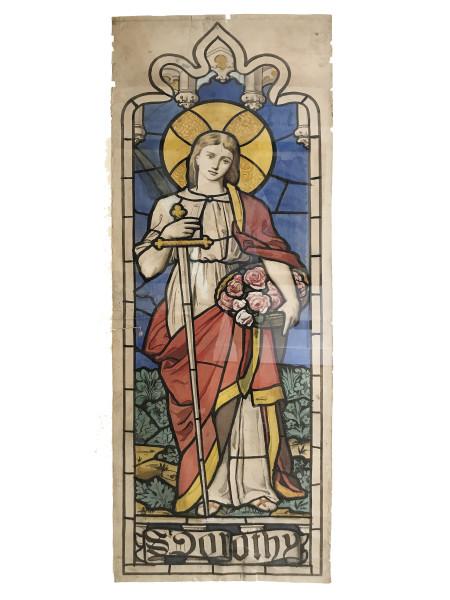 Heaton, Butler & Bayne, St. Dorothy, c. 1880 – 1910