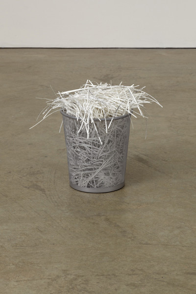 Ciprian Mureşan, Shredded Masaccio Book, 2012