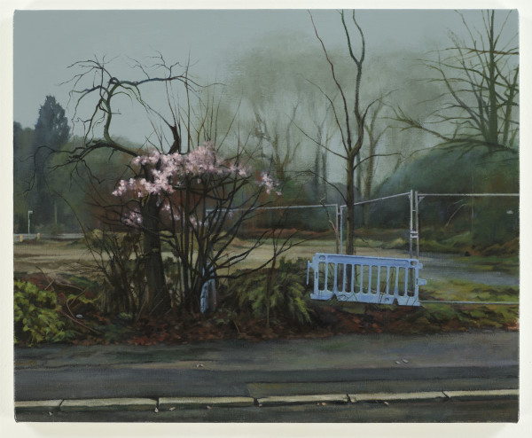 George Shaw, Trespasser (2), 2019