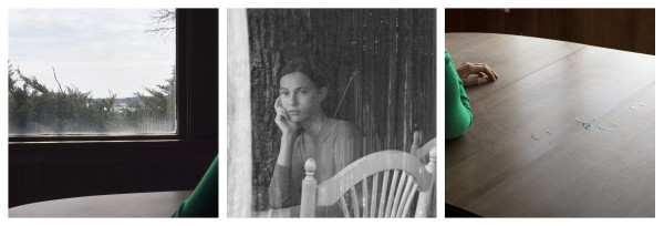 Barbara Probst, Exposure #123.2, Greenport, N.Y., Silversands Motel, 1400 Silvermere Road, 04.03.17, 12:44 pm, 2017