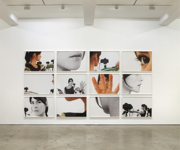 Barbara Probst, Exposure #49: N.Y.C., 555 8th Avenue, 05.21.07, 4:02 p.m., 2007