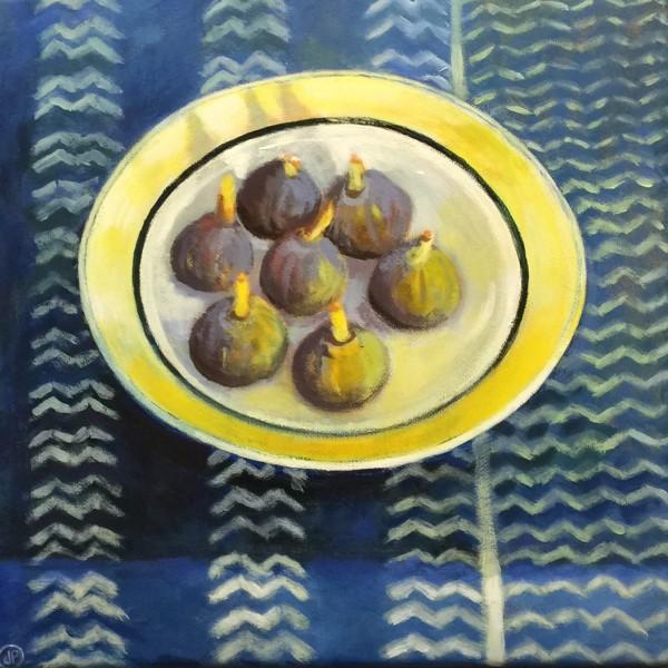 Joyce Pinch, Charmeneuil Figs