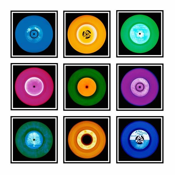 Heidler & Heeps, Vinyl Installation