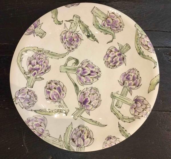Kerry Edwards, Artichoke Platter