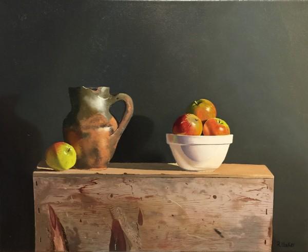 Robert Walker, Autumn Apples