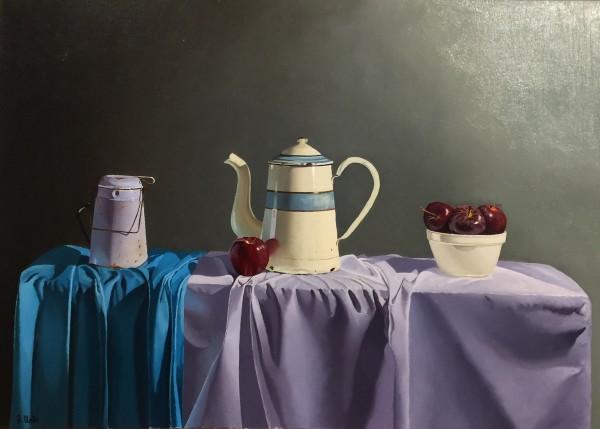 Robert Walker, Striped Coffee Pot