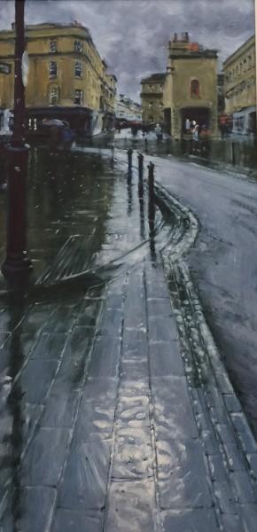 Ben Hughes, Milsom Street