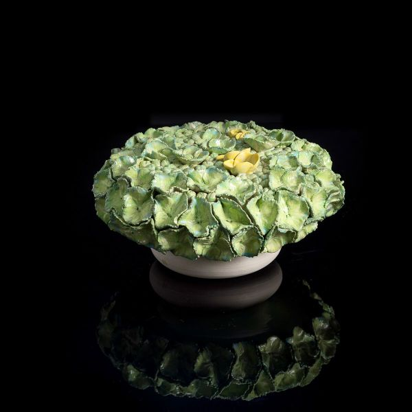 Frances Doherty, Green Hydrangea Ball
