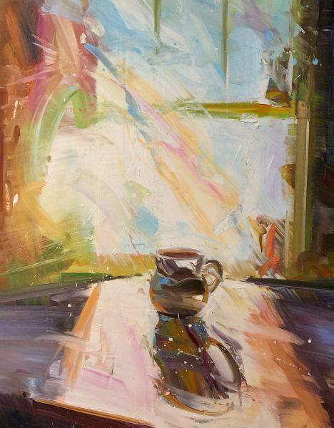 Paul Wright, Breakfast