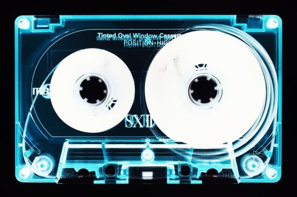 Heidler & Heeps, Tinted Oval Window Cassette