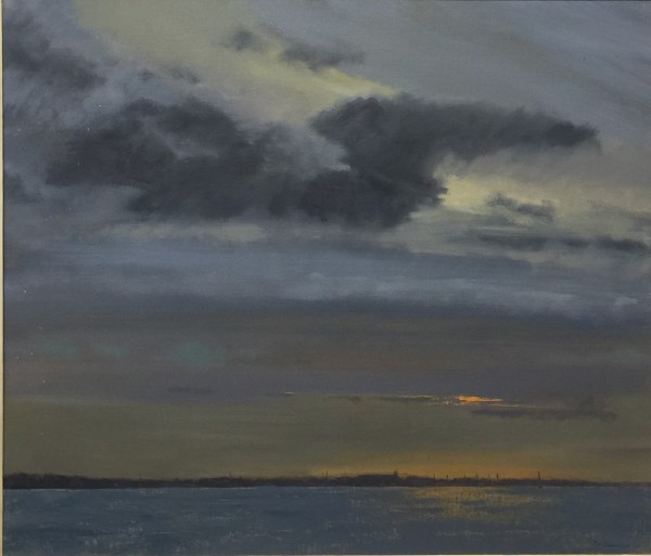 Roy Connelly, Chichester Harbour