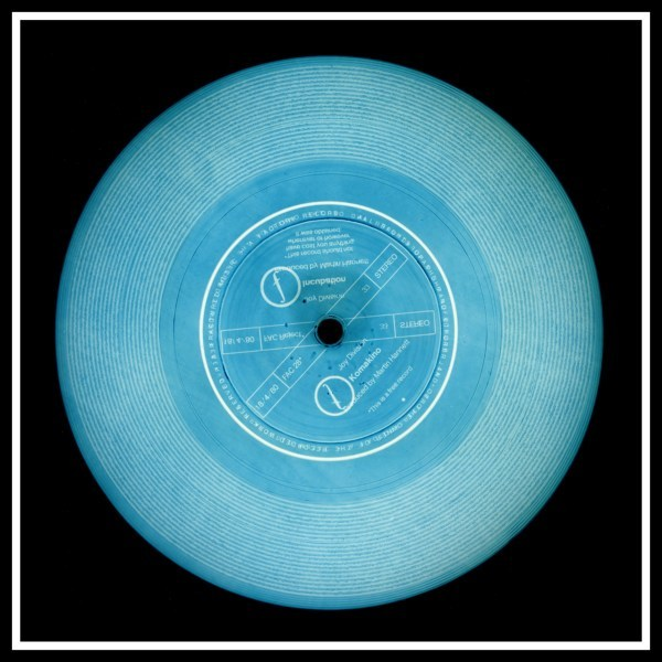 Heidler & Heeps, This is a Free Record (Blue)