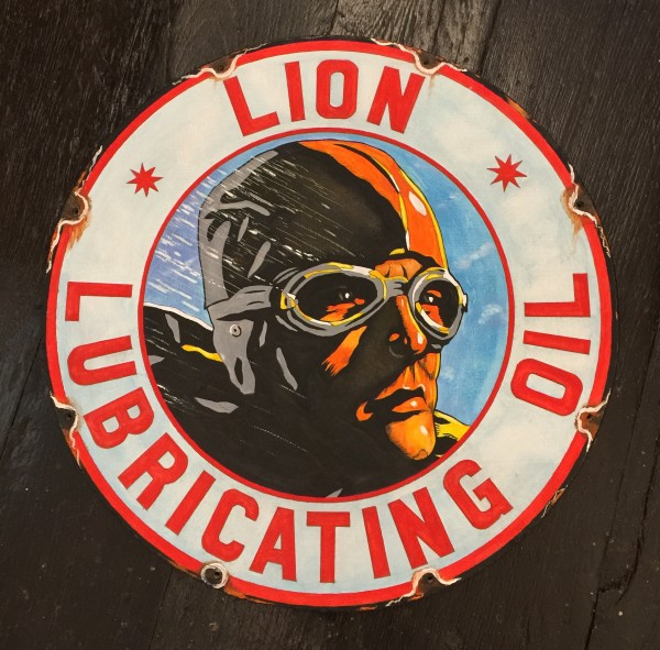 Vegan Joe, Lion Lubricating Oil