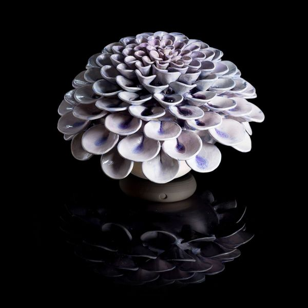 Frances Doherty, Medium Lilac Glass Pom Pom