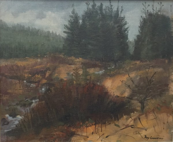 Roy Connelly, Galloway Forest