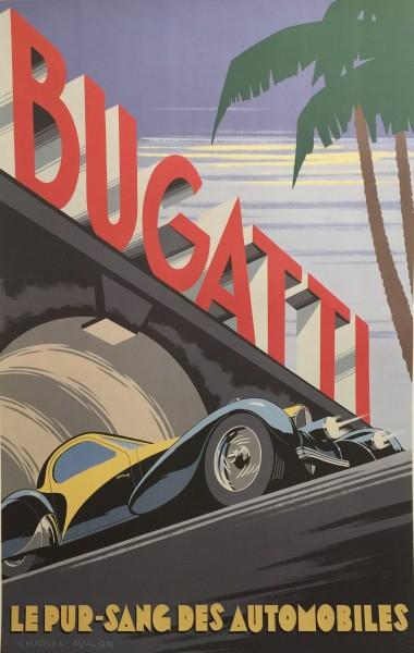 Charles Avalon, Bugatti Type 57 Atalante