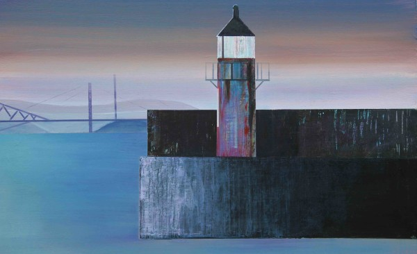 Euan McGregor, Lighthouse and the Forth Bridges
