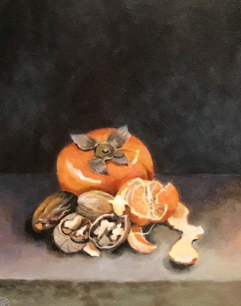 Joyce Pinch, Christmas Fruits
