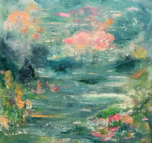 Linda Franklin, Salmon Skies