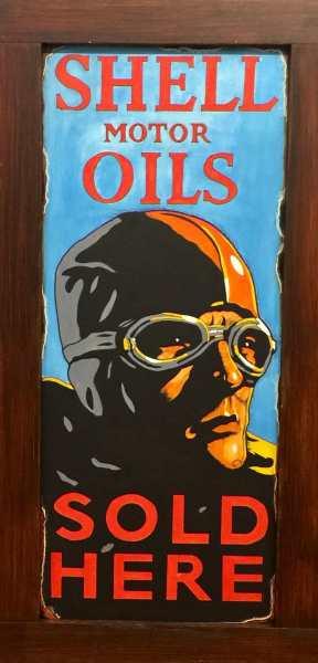 Vegan Joe, Shell Motor Oils